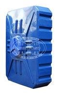 cumpără Rezervor apa 500 L patrat (albastru) 95x138x37 în Chișinău