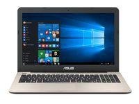 """Asus 15.6"""" X556UR Gold (Core i3-7100U 4Gb 1Tb)"""