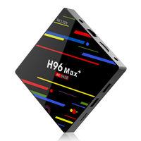 H96 MAX. plus 4 Гб / 64 Гб. Многофункциональная 4K Смарт ТВ приставка. Android 8 медиаплеер. Все в одном!