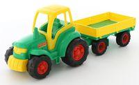 Полесье трактор с прицепом Чемпион