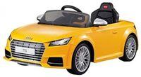Rastar RideOn Audi TTS Roadster Yellow