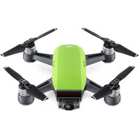 (148453) DJI Spark (EU) / Meadow Green - Portable Drone, 12MP,  FHD 30fps camera with gimbal, max. 4000m height/50kmph speed, flight time 16min, Battery 2970mAh, 300g