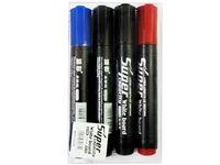 купить Набор маркеров для офисной доски 4 шт в Кишинёве
