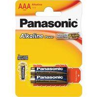 Baterie Panasonic LR03SPS/2BP AAA, 1.5 V