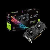 ASUS STRIX-GTX1050TI-4G-GAMING NVIDIA GeForce GTX 1050Ti, 4GB DDR5 128Bit