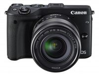 DC Canon EOS M100 Black KIT + EF-M 15-45 IS STM
