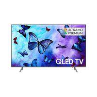 "55"" LED TV Samsung QE55Q6FN, Titanium Gray (3840x2160 UHD, SMART TV, PQI 2800Hz, DVB-T/T2/C/S2) (55"" Titanium, QLED Flat 3840x2160 4K UHD Premium, PQI 2800Hz, SMART TV (Tizen OS), Q HDR1000, HLG, Q Mastering Engine, Quantum Dot Color, 10bit Support, 4 HDMI, 2 USB (foto, audio, video), DVB-T/T2/C/S2, OSD Language: ENG, RO, Speakers 40W (15 W x 2 + 10 W subwoofer), VESA 400x400,17.9Kg)"