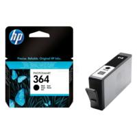 Картридж струйный HP №364 (CB316EE) Black Original