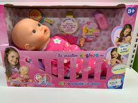Кукла Sa invatam limba engleza cu Alice, код 41301