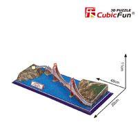 3D PUZZLE Golden Gate Bridge