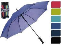 купить Зонт-трость автомат одноцветный D104cm, 6цветов в Кишинёве