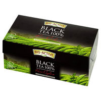 Чёрный чай Big-Active Black tea Pure Ceylon  50*1,5 g, в пакетиках