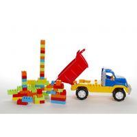 Burak Toys Грузовик  Лего большои