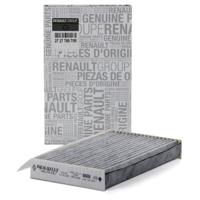 Фильтр салона Renault Megane III (08-) угольный, оригинал 272778970R