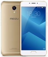 MeiZu M5 Note 3/32gb Duos ,Gold