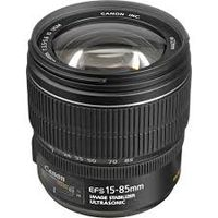 Zoom Lens Canon EF-S 15-85mm f/3.5-5.6 IS USM