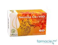 Неовита Са + витамин D, капсулы N60