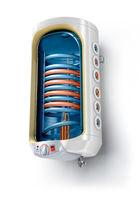 Бойлер TESY косвенного нагрева+электро с двумя змеевиками 120Л