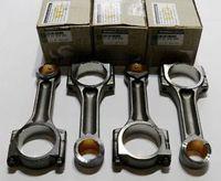 Шатуны (компл. 4шт.) Renault MEGANE II, SCENIC II,TRAFIC II,LAGUNA II,ESPACE IV mot.1.9DCI F9Q, Renault 7701476250