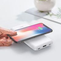 Внешний аккумулятор Hoco J50 Surf wireless charging mobile power bank(10000mAh)