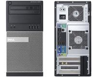 Dell 9020 Tower Intel® i5 4570 3.6 GHz, 8Gb DDR3, HDD 500GB, DVD , Windows 10 PRO