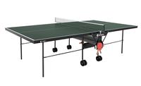 Теннисный стол с металлической окантовкой Indoor Sponeta S1-26i (green) (3109) (под заказ)