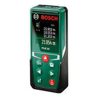 Дальномер лазерный 0603672520 Bosch