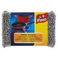 Губка для тефлоновых покрытий Fino 11*7 см