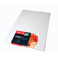 A4 120g 100p Matt Inkjet Photo Paper Barva, Economy Series
