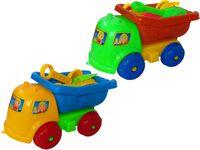 купить Игрушки для песка в машине 8 ед, 17X9X10.50 в Кишинёве