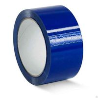 Скотч Packing Tape BLUE 48 мм / 45 мк / 180 м