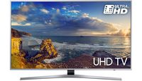 """40"""" LED TV Samsung UE40MU6402, Silver (3840x2160 UHD, SMART TV, PQI 1500Hz, DVB-T/T2/C/S2) (40"""", 38640x2160 UHD, PQI 1500Hz, SMART TV (Tizen OS), 3 HDMI, 2 USB (foto, audio, video), DVB-T/T2/C/S2, OSD Language: ENG, RO, Smart remote control, Speakers 2x10W, 10.5Kg VESA 200x200 )"""