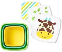 Набор контейнеров Skip Hop Zoo Жираф (3 шт)