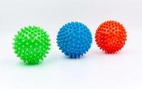 купить Мячик массажер резиновый FI-5653 (2714) в Кишинёве