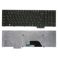 Keyboard Acer TravelMate 5760, 6595TG, 8573, ENG/RU Black