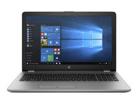 HP 250 G6 (i3-7020U 8Gb 1Tb Win10), Dark Ash Silver