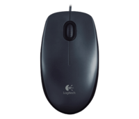 Mouse Logitech M100, Grey