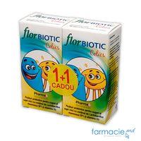 Florbiotic Colics pic.orale probiotice 10ml (0+)(Set 1+1)