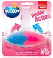Sano Мыло для туалета Sanobon Double Action Pink (55 гр.) 280587