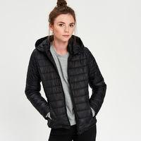 Куртка CROPP Чёрный qf487-99x