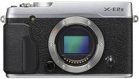 Фотоаппарат компактный FujiFilm X-E2s body Silver