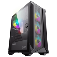 Корпус ATX Gamemax GAMEMAX Brufen C1