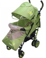 Bambini Shuttle Green Elephant