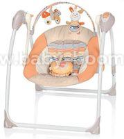Brevi Качели электронные  Brilly 528 оранжевый