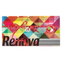 Renova Салфетки в боксе Maxi 2 Colors (80) 8021098