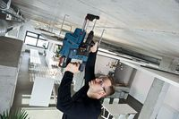 Ciocan rotopercutor Bosch GBH + GDE (0611909005)