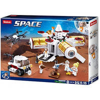 Sluban Space Constructor Base