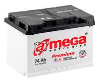 Аккумулятор A-Mega Premium 74Ah 790A