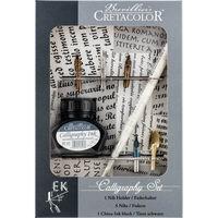 Set pentru caligrafie Cretacolor
