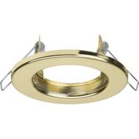 (A) Встраиваемые светильники для ламп MR16 с цоколем GU5.3 (золото)